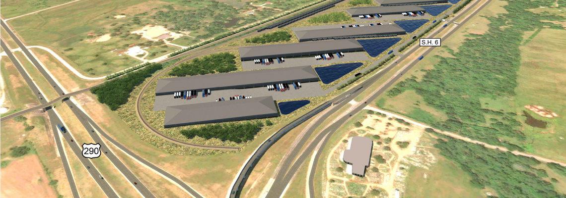 RCR Hempstead Logistics Park